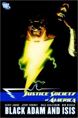 Justice Society of America, Volume 5: Black Adam & Isis HC