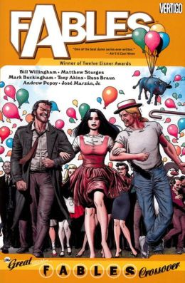 Fables, Volume 13: The Great Fables Crossover