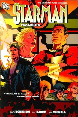 The Starman Omnibus, Volume 4