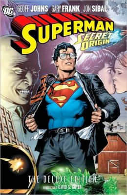 Superman: Secret Origin Deluxe Edition HC