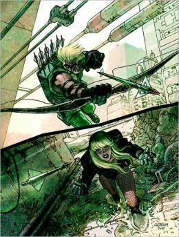 Green Arrow/Black Canary Vol. 5: Big Game