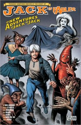 Jack of Fables, Volume 7: The New Adventures of Jack and Jack