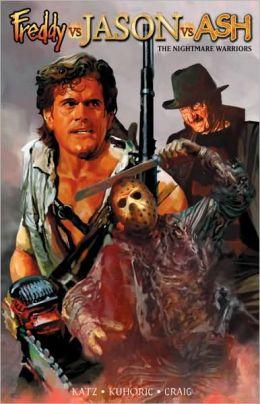 Freddy vs Jason vs Ash: The Nightmare Warriors