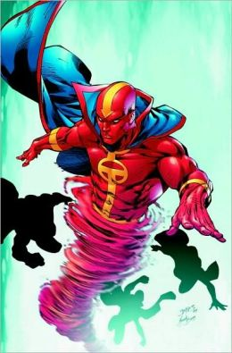 Red Tornado: Family Reunion