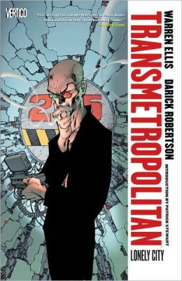Transmetropolitan, Volume 5: Lonely City (New Edition)