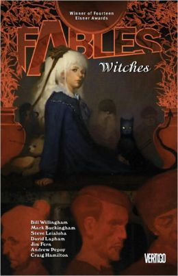 Fables, Volume 14: Witches