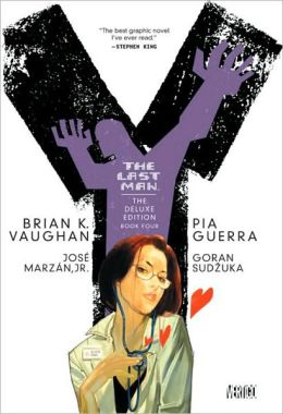 Y: The Last Man Deluxe Edition Book Four