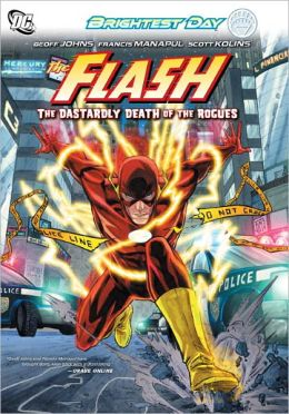 The Flash, Volume 1: The Dastardly Death of the Rogues