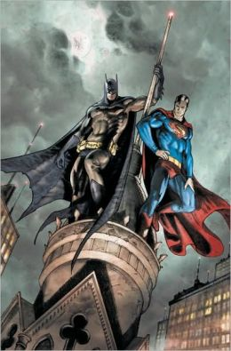Superman/Batman:Worship