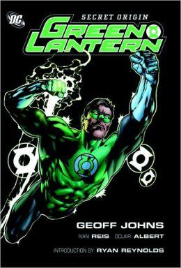 Green Lantern: Secret Origin