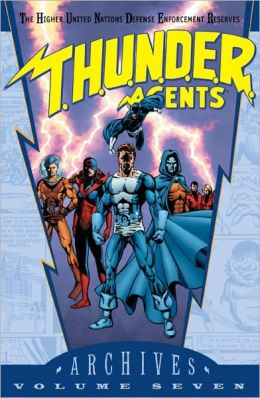 T.H.U.N.D.E.R. Agents Archives Vol. 7