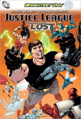 Justice League: Generation Lost Vol. 2