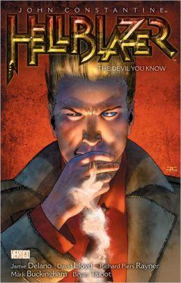 John Constantine, Hellblazer Volume 2: The Devil You Know (New Edition)