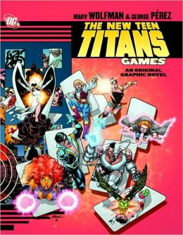 New Teen Titans: Games