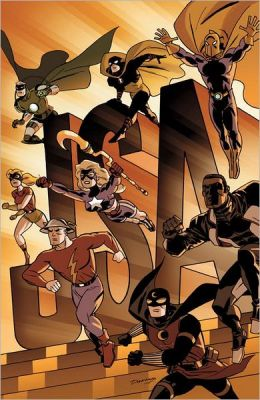 Justice Society of America: Monument Point