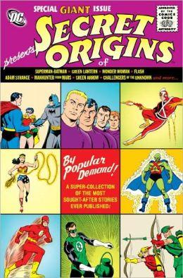 DC Universe: Secret Origins