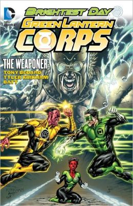 Green Lantern Corps: The Weaponer