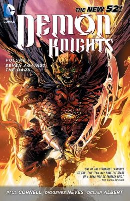 Demon Knights Volume 1: Seven Against the Dark (The New 52)