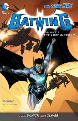 Batwing Volume 1: The Lost Kingdom (The New 52)