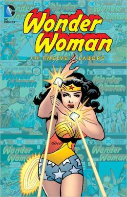 Wonder Woman: The Twelve Labors