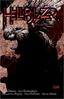 John Constantine, Hellblazer Volume 3: The Fear Machine (New Edition)