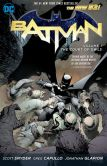 Book Cover Image. Title: Batman, Volume 1:  The Court of Owls (The New 52), Author: Scott Snyder