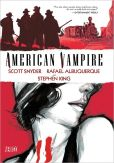 Book Cover Image. Title: American Vampire, Volume 1 (NOOK Comics with Zoom View), Author: Scott Snyder