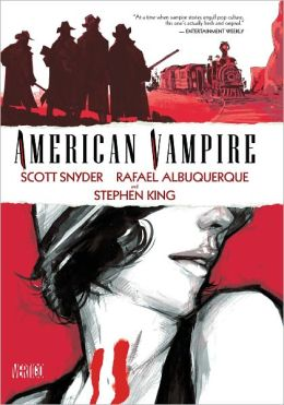 American Vampire, Volume 1 (NOOK Comics with Zoom View)