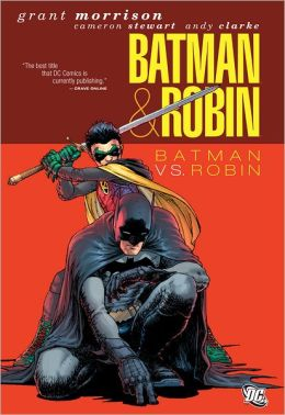Batman and Robin, Volume 2: Batman vs. Robin (NOOK Comics with Zoom View)