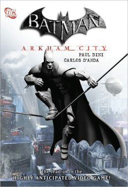 Batman: Arkham City (NOOK Comics with Zoom View)