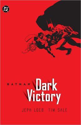 Batman: Dark Victory (NOOK Comics with Zoom View)