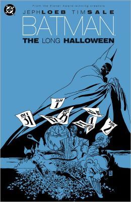 Batman: The Long Halloween (NOOK Comics with Zoom View)