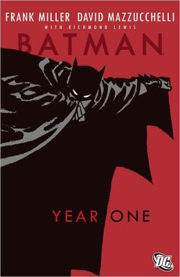 Batman: Year One (NOOK Comics with Zoom View)