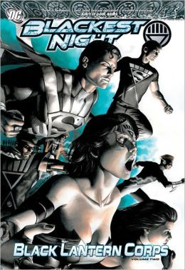 Blackest Night: Black Lantern Corps Volume 2 (NOOK Comics with Zoom View)