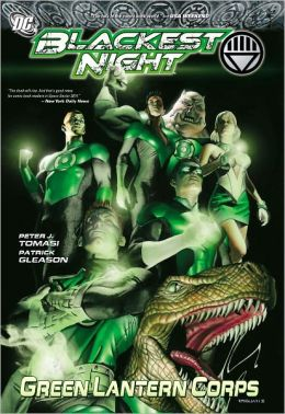 Blackest Night: Green Lantern Corps (NOOK Comics with Zoom View)
