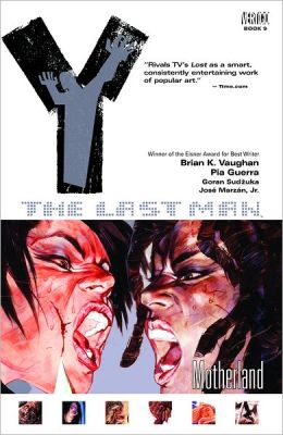 Y: The Last Man, Volume 9: Motherland (NOOK Comics with Zoom View)
