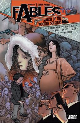 Fables, Volume 4: March of the Wooden Soldiers (NOOK Comics with Zoom View)