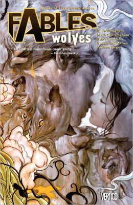 Fables, Volume 8: Wolves (NOOK Comics with Zoom View)