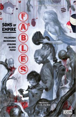 Fables, Volume 9: Sons of Empire (NOOK Comics with Zoom View)