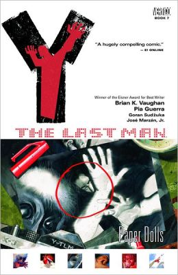 Y: The Last Man, Volume 7: Paper Dolls (NOOK Comics with Zoom View)