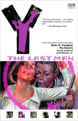 Y: The Last Man, Volume 6: Girl on Girl (NOOK Comics with Zoom View)