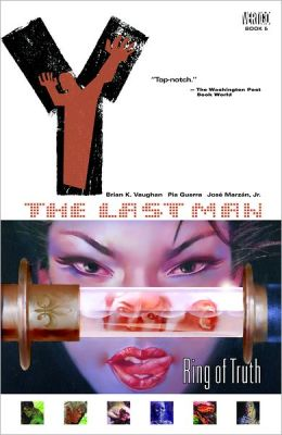 Y: The Last Man, Volume 5: Ring of Truth (NOOK Comics with Zoom View)