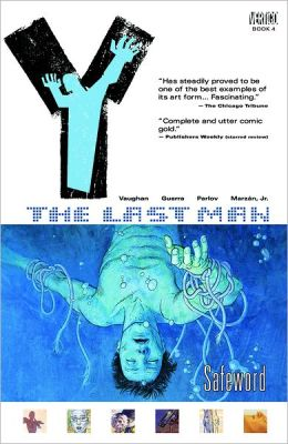 Y: The Last Man, Volume 4: Safeword (NOOK Comics with Zoom View)