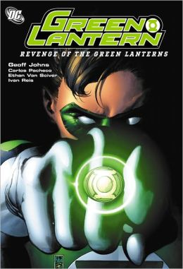 Green Lantern Volume 2: Revenge of the Green Lanterns (NOOK Comics with Zoom View)