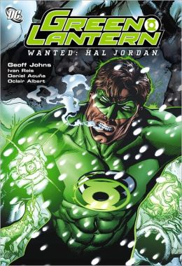 Green Lantern Volume 3: Wanted Hal Jordan (NOOK Comics with Zoom View)