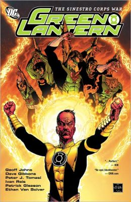 Green Lantern: The Sinestro Corps War (NOOK Comics with Zoom View)