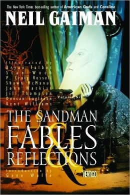 The Sandman Volume 6: Fables and Reflections (New Edition) (NOOK Comics with Zoom View)