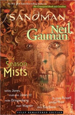 The Sandman Volume 4: Season of Mists (New Edition) (NOOK Comics with Zoom View)
