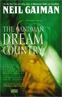 The Sandman Volume 3: Dream Country (New Edition) (NOOK Comics with Zoom View)