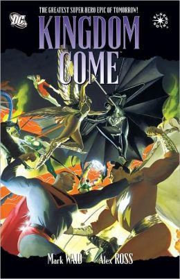Kingdom Come (New Edition) (NOOK Comics with Zoom View)